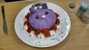 CAKE MAKING @ BGYC